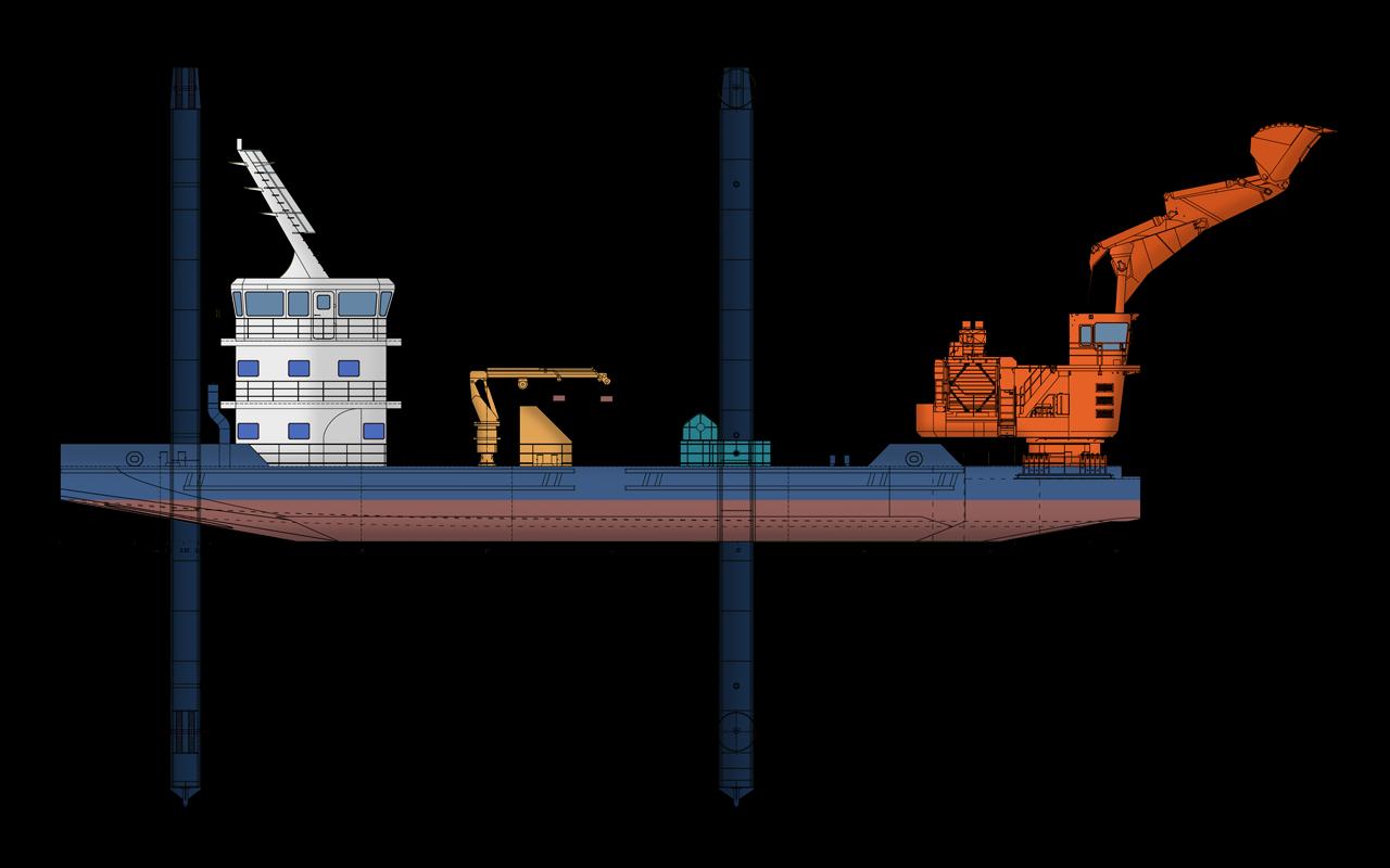 kazıklı port konut projesi
